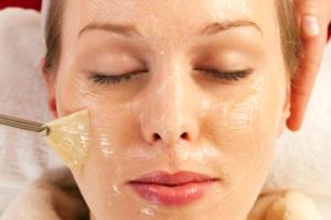 Применение желатина для ухода за кожей лица