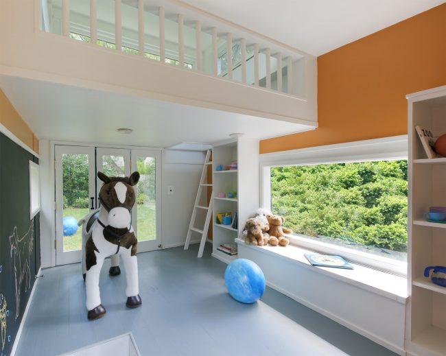 Пластиковые окна – идеальный вариант для детской комнаты