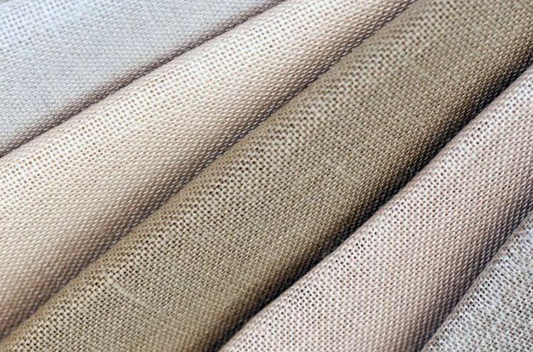 Как делают льняные ткани и их свойства