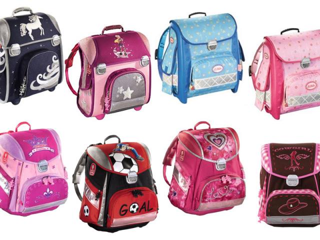 Современные виды и модели рюкзаков для школьников