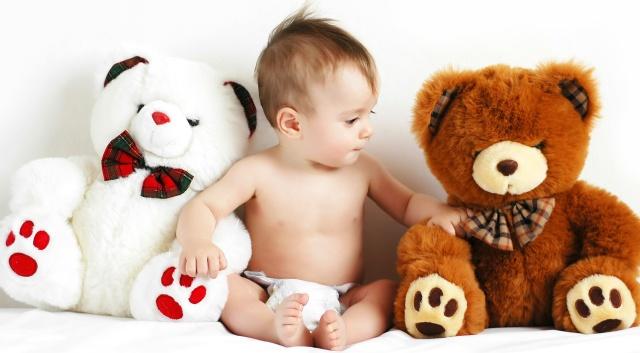 Мягкие игрушки для детей: какие бывают
