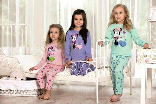 Виды детских пижам, какие лучше?