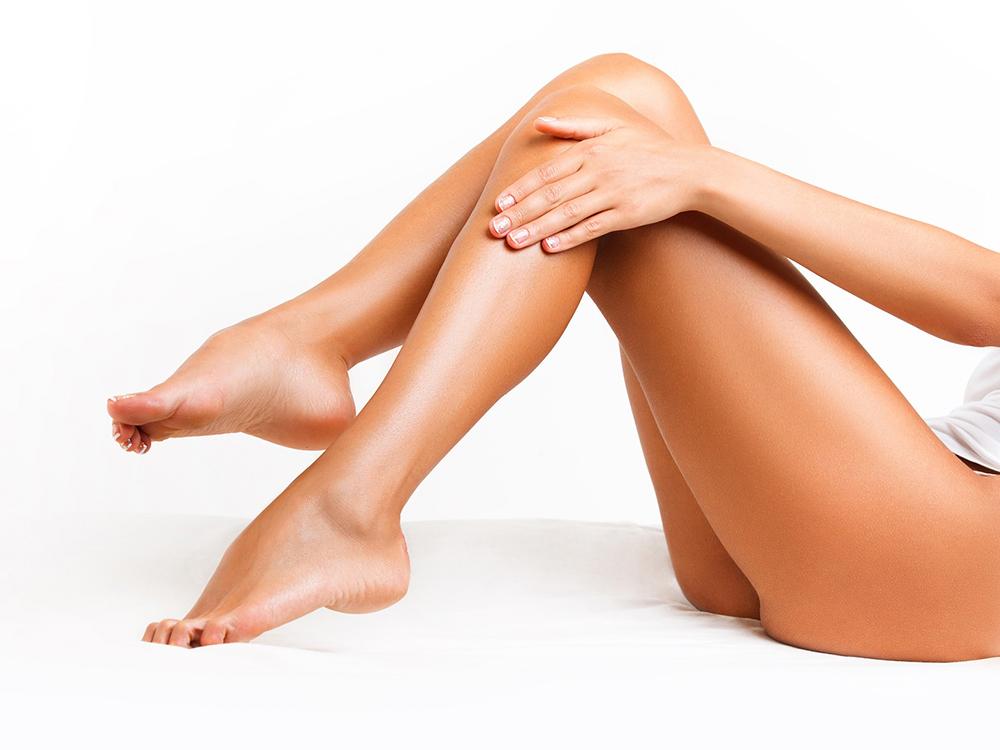 Лазерная эпиляция ног: преимущества процедуры