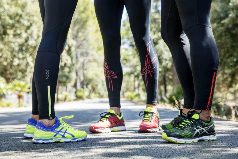 Выбираем правильные кроссовки для бега: на что обратить внимание?