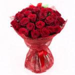 Лучший подарок на юбилей – живые цветы