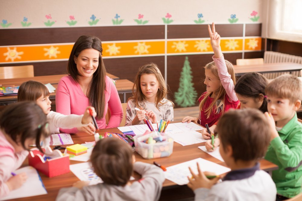 Кружок рисования – отличное решение для вашего ребенка