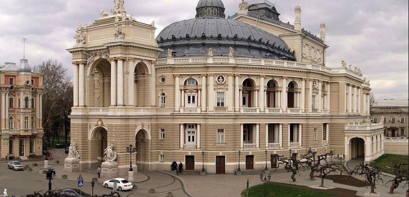 Занимательная экскурсия по удивительному городу Одесса