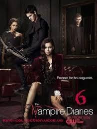 Что из себя представляет сериал Дневники Вампира?