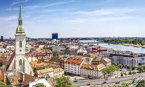 Братислава – лучшее место для незабываемого отдыха