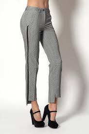 В стильных брюках встречаем осень